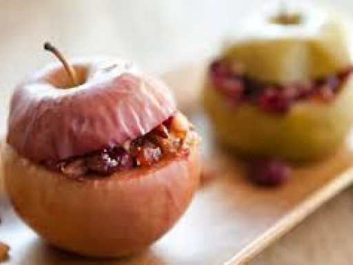 stuffed-baked-apple